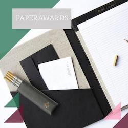 New stationery category for the PaperAwards
