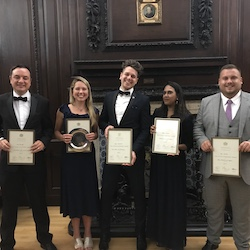Young Stationers' Prize announced