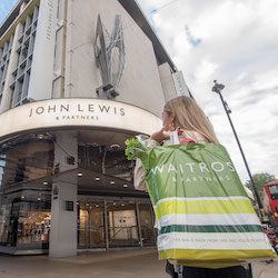 No-deal Brexit threat looms large at John Lewis