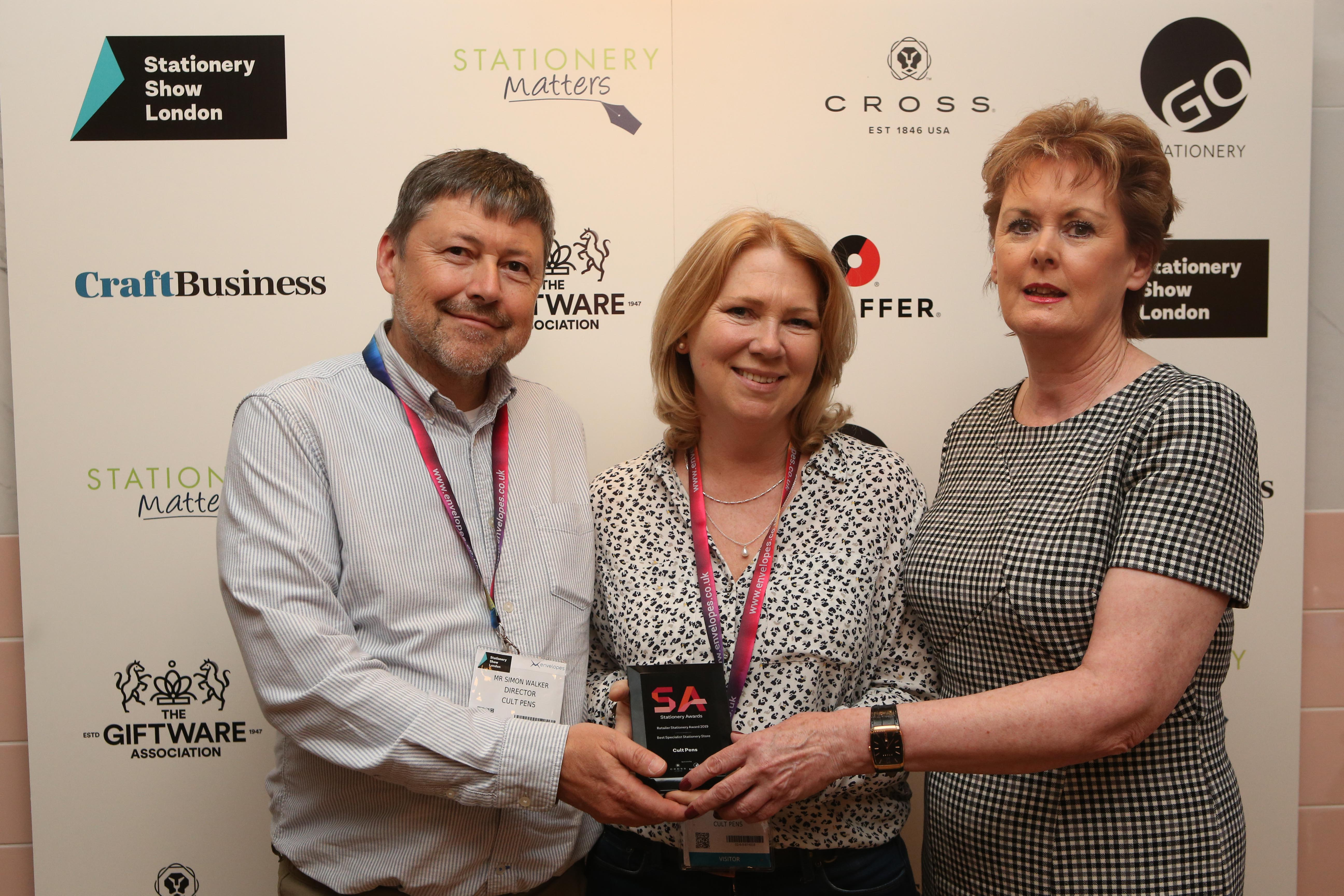STATIONERY AWARDS OPEN FOR ENTRIES WITH NEW REGIONAL RETAILER AWARDS