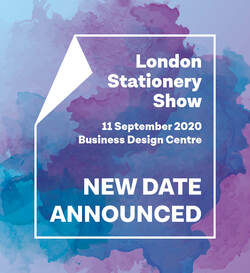 LONDON STATIONERY SHOW ANNOUNCES NEW DATE