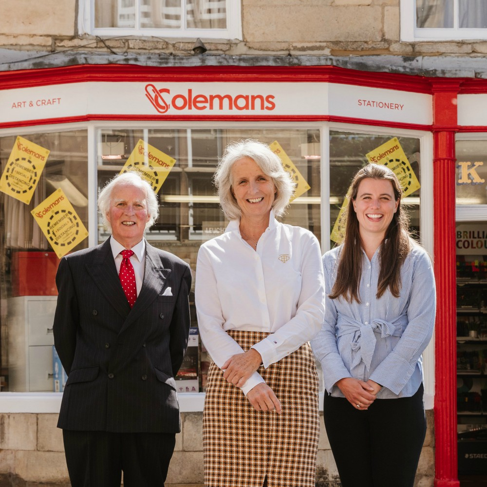 Colemans launch new website