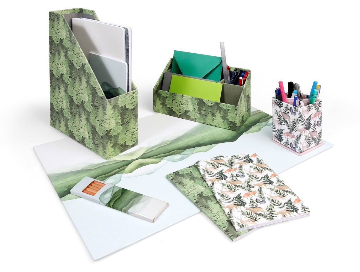 ExaClair expands Clairefontaine Collections ranges