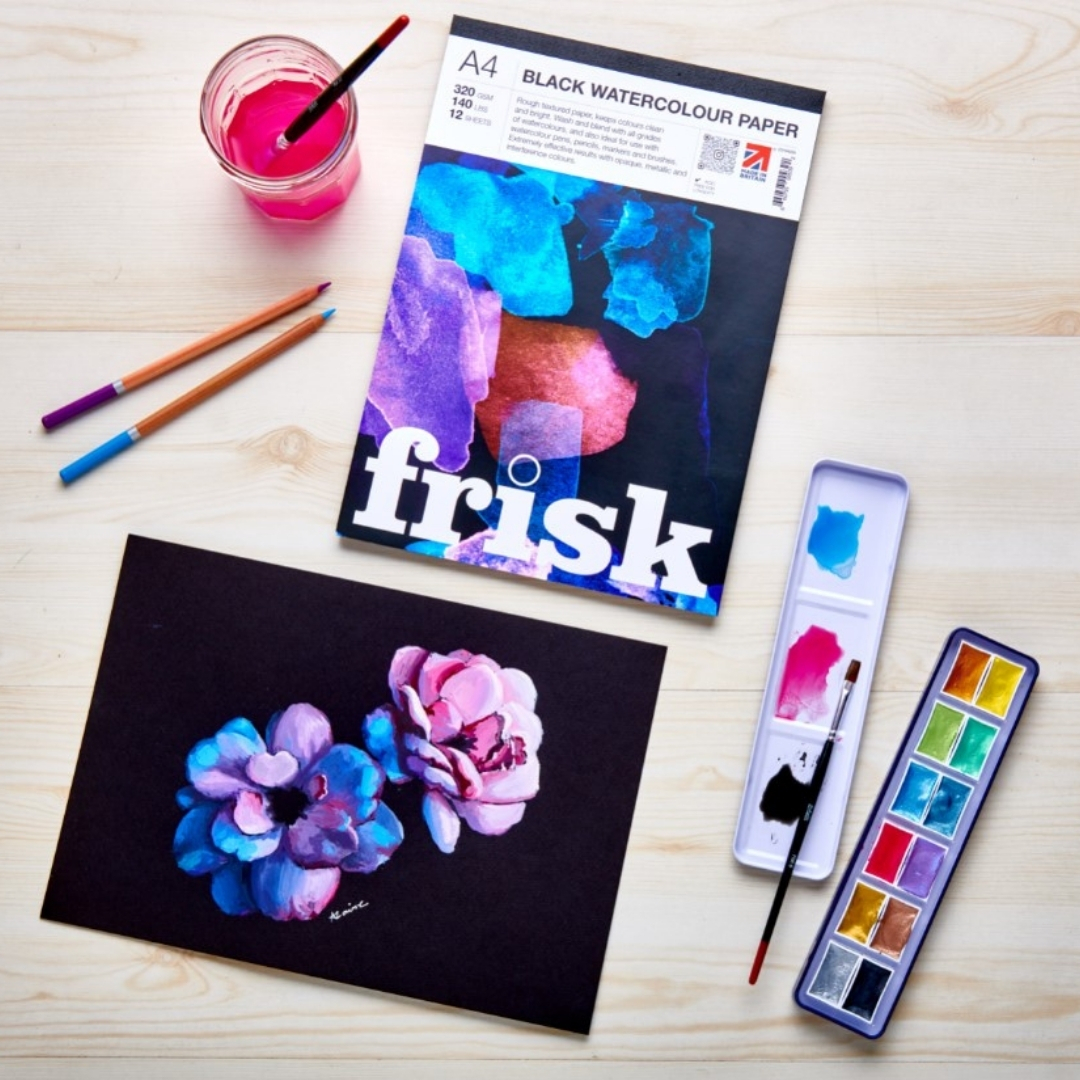 Frisk rebrands their Artist Surfaces range
